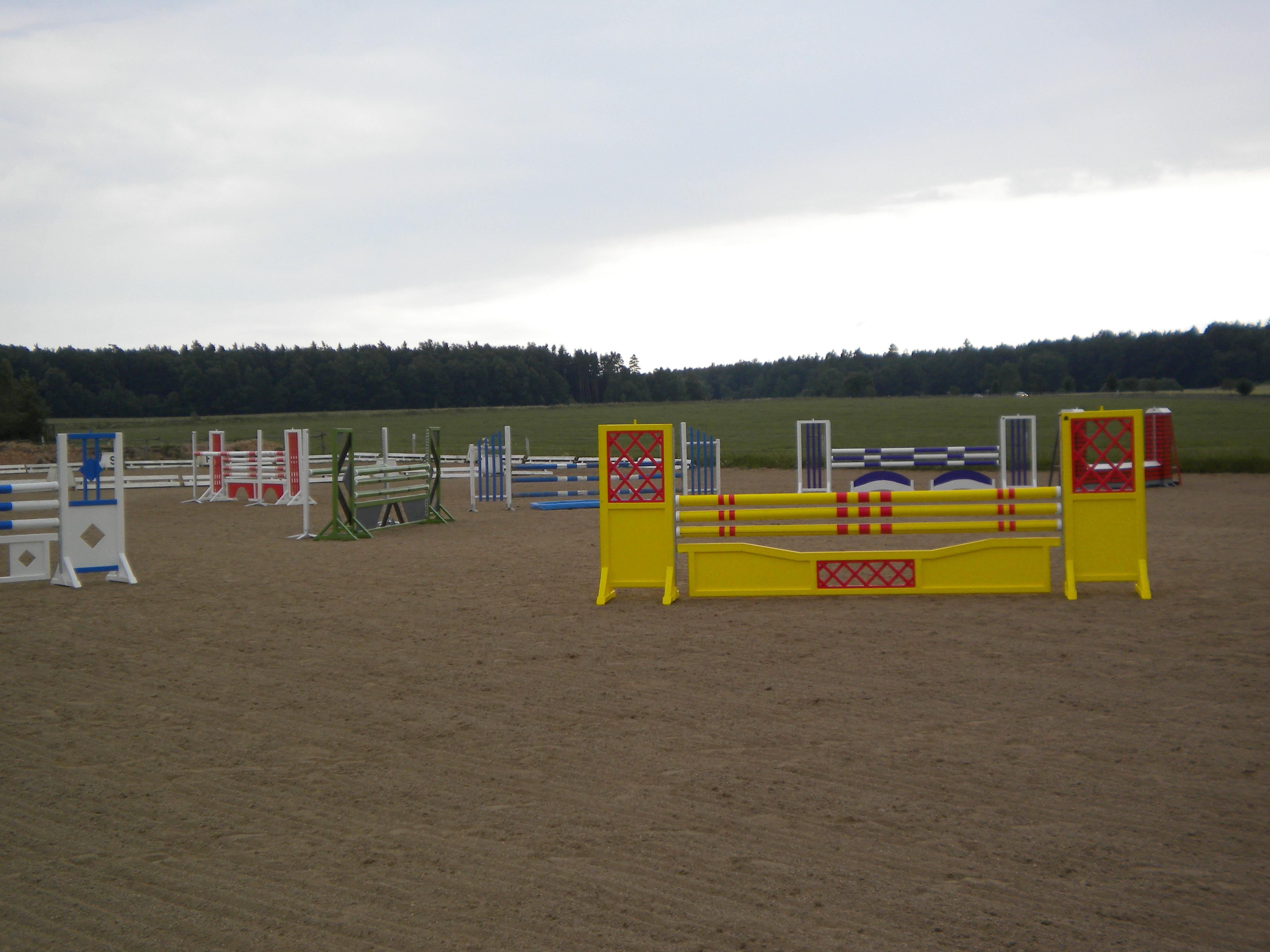 Jezdecký areál